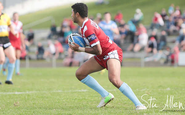 Northern Pride v Redcliffe Dolphins