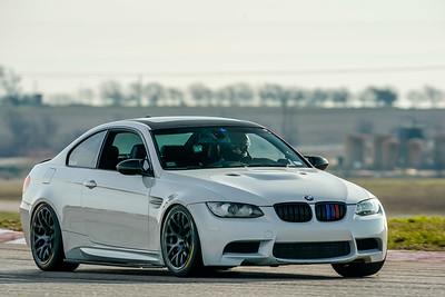 White BMW M4 - Kelsey K