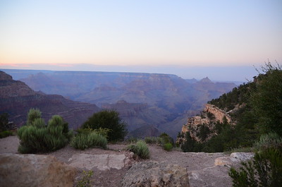 Grand Canyon - Desert View Drive, Arizona