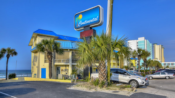 Continental Condominiums, Panama City Beach, Florida