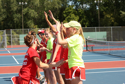 High School Tennis 2012-13
