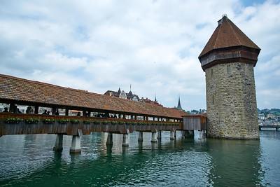 Spring 2017 Europe trip, part 5: Lucerne