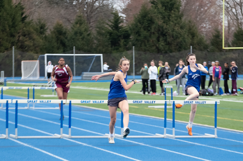 2019 GVMS Track vs. Chichester