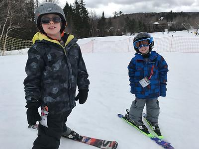 Bretton Woods Skiing- Feb 2017