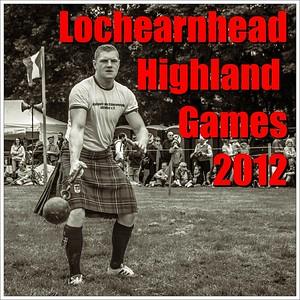 The 2012 Lochearnhead Highland Games