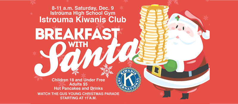 Breakfast with Santa 2017