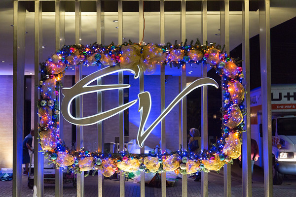 Eddie V New Year's Eve 2018-2019