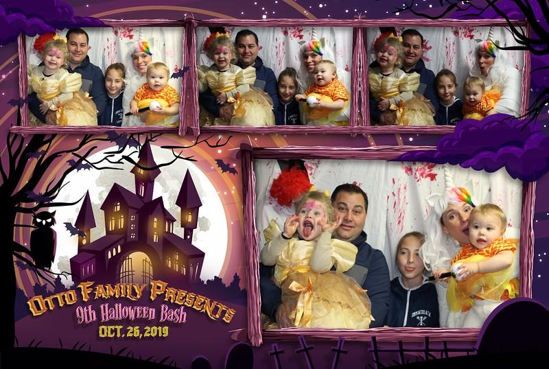 Otto Halloween Party