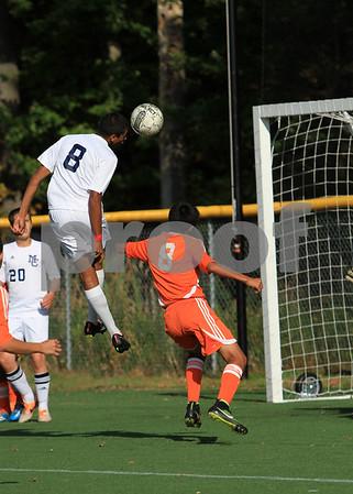 Dover @ Morris Catholic Boys Varsity Soccer