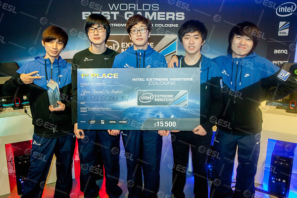 Intel Extreme Masters Cologne 2012