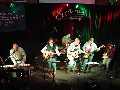 The Kensingtons at Sportsmen's Tavern 1.30.15