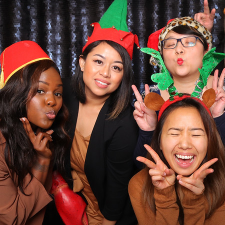 Kaiser TPMG HR Holiday Party