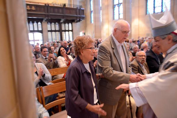 2018 Wedding Jubilee Mass
