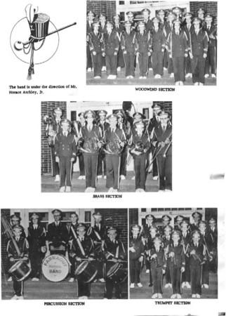 FHS Band: 1963 - 1969