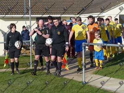 Launceston (Home) Senior Cup 3rd Round