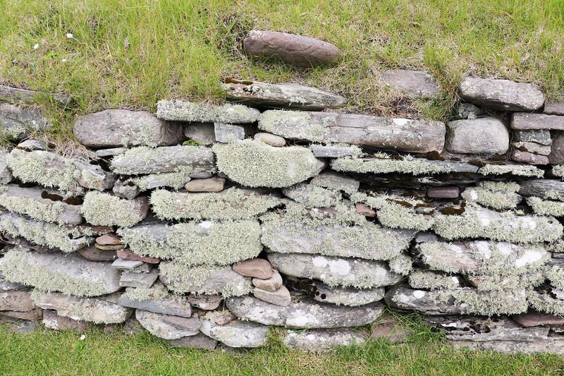 Jarlshof Viking settlement Shetland