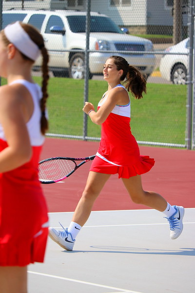 WHS VARSITY GIRLS TENNIS 090517