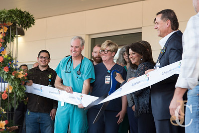 Adventist Health ER/ICU Ribbon Cutting