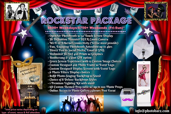 Rockstar Package