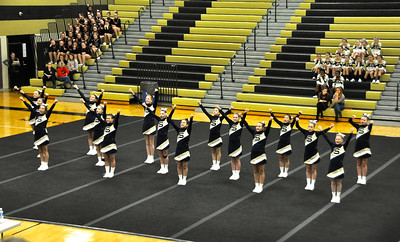 Ali's Cheer Competition 1/24/17