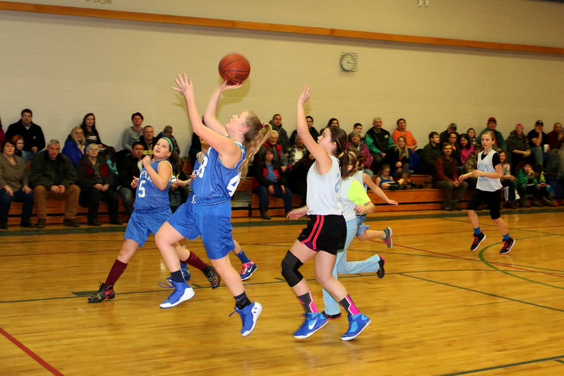 Williamstown Girls Basketball