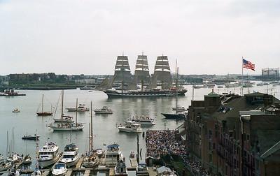 Tall Ships '92 - Boston (still in process...
