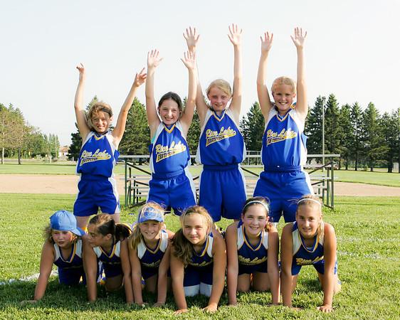 Girls U10 Softball