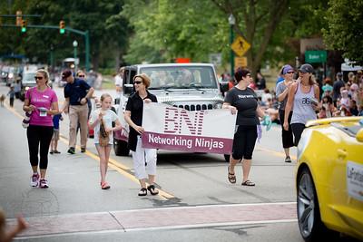 Parade, Saturday August 12