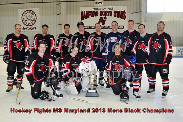 Mens Black Championship - Baltimore Cardinals vs Benny's Pub