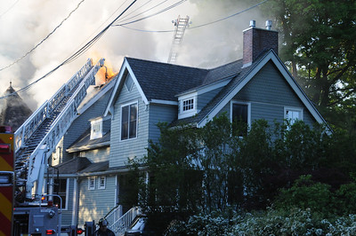 5/18/2012 - WINCHESTER, MASS - 3RD ALARM 2 COPLEY ST