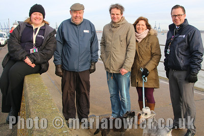 Day of action to tackle dog fouling in Harwich