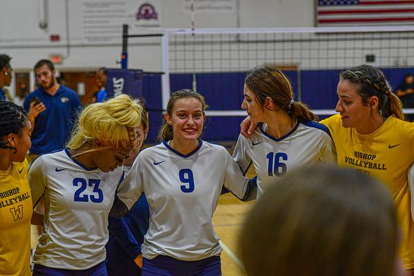 9-10-19 NC Wesleyan Volleyball