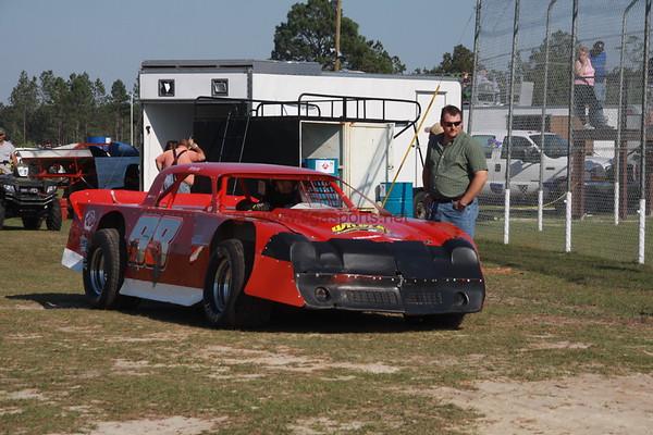 Douglas Motor Speedway Races 4/11/09