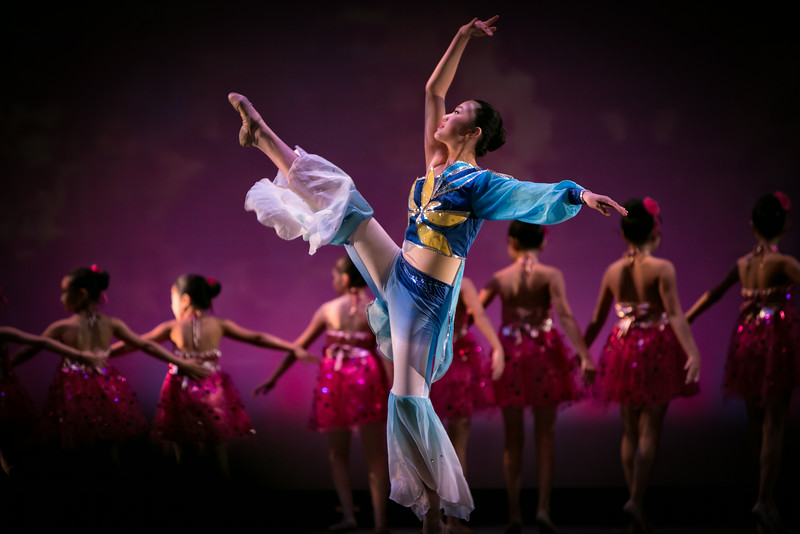 2014 Chapter II - New England Chinese Dance Festival
