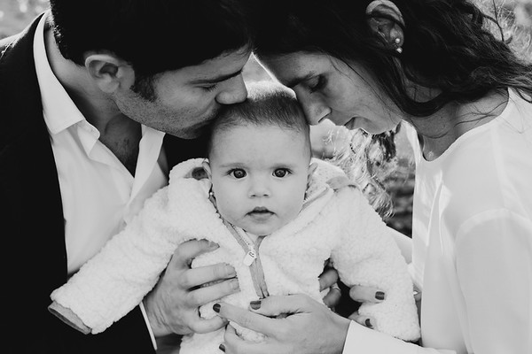 Family Lluís, Marta i Paula