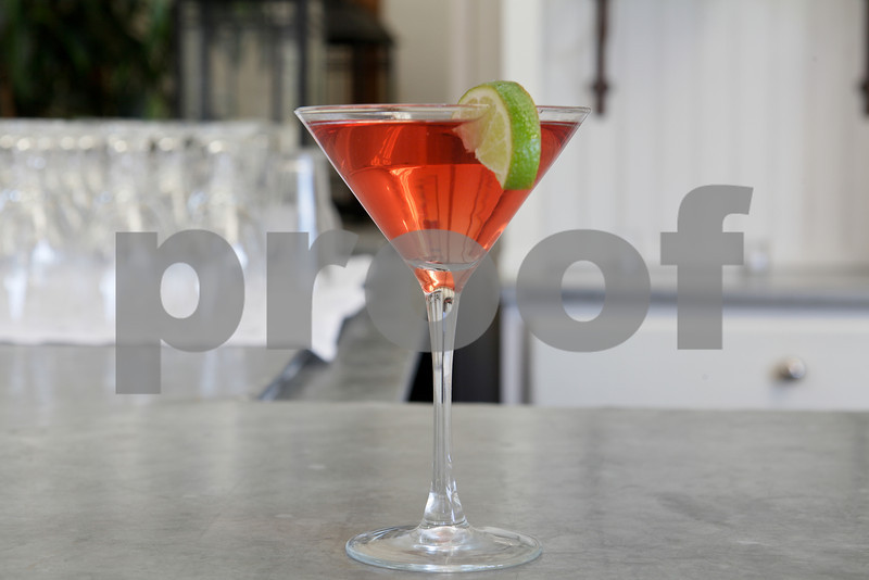 The Gables - Fall Menu Martinis