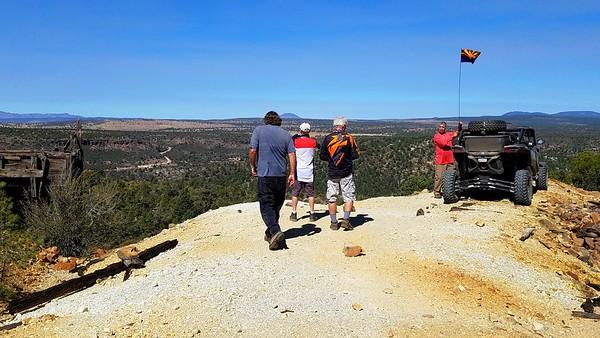 SxS Ride to the Black Pearl Mine 2020