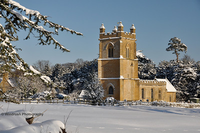 Winter in the Cotswolds 2010