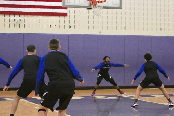 Monticello vs. East Stroudsburg North Boys Basketball 12-8-18