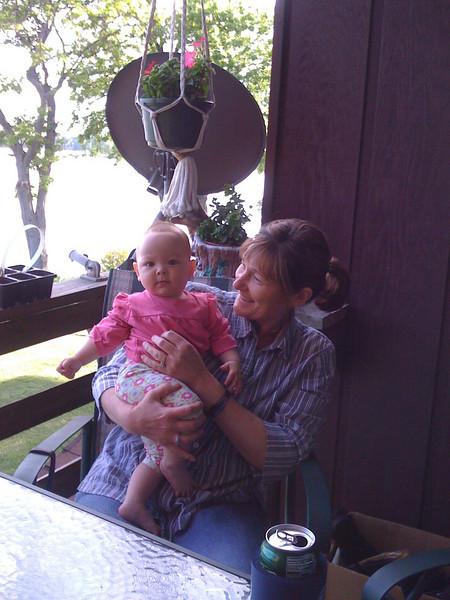 Keira and Nan