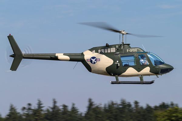 F-GFDO - Bell Agusta AB-206B JetRanger II