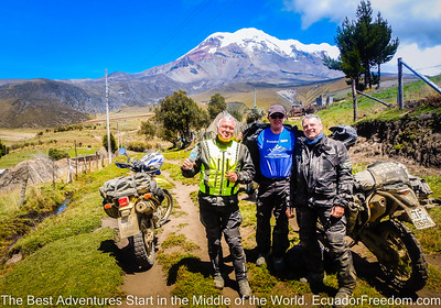 OFFROAD Ecuador ADVenture Tour - January 2019