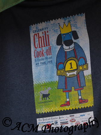13th Annual Celebrity Chili Cook-Off & Oyster Roast 12/17/2012