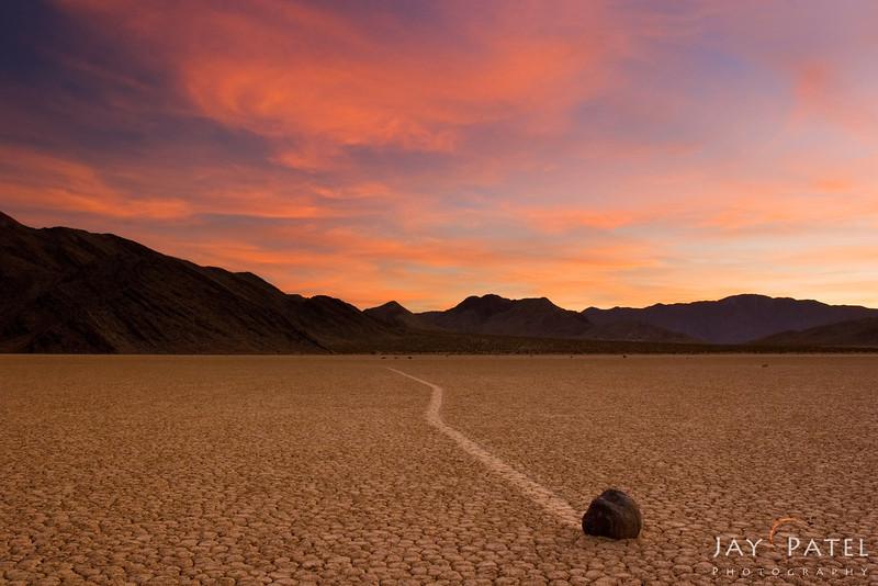 Racetrack, Death Valley National Park, California (CA), USA