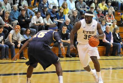 Men's Basketball Vs. Charleston Southern