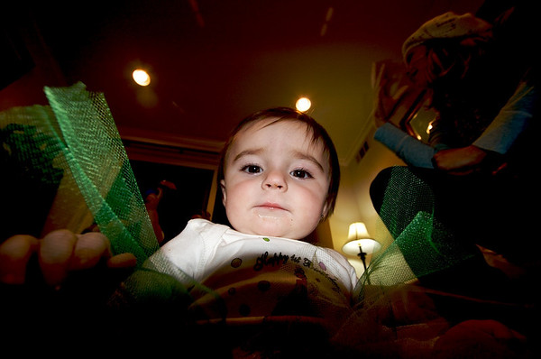 Maria 1st Birthday - Nov 2010