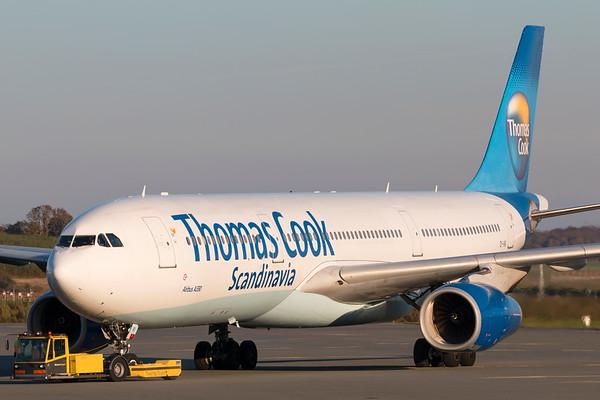 OY-VKI - Airbus A330-343X