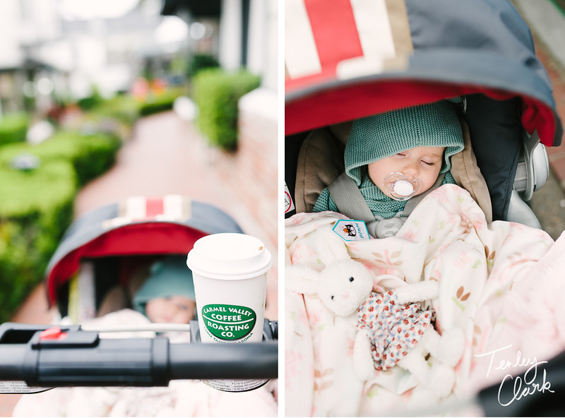 Carmel, CA. Family trip/vacation to Monterey, CA. (Tenley Clark Photography)