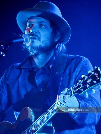 Wilco at the Mondavi Center 2/1/2012
