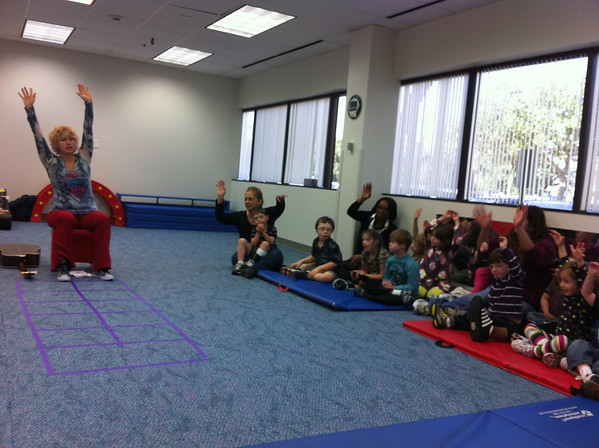 TCA Artist of the Year, Sara Hickman visits the RISE School in Houston
